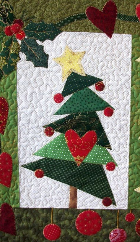 christmas tree pattern patchwork dancing tree no pattern just pic christmas