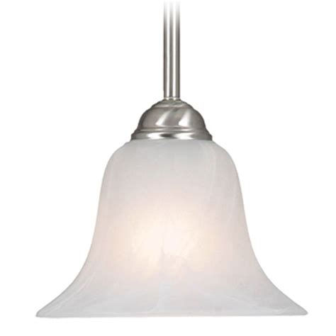 Pewter Pendant Light Golden Lighting Pewter Mini Pendant Light With Bell Shade