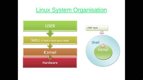 linux tutorial for beginners ppt unix system organisation types of shells unix linux