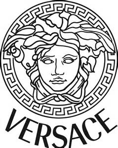 versace logo history everything about all logos versace history