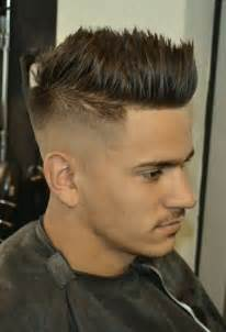 haircuts for hair that is spikey on top how to style spiky hair tips haircut and products men