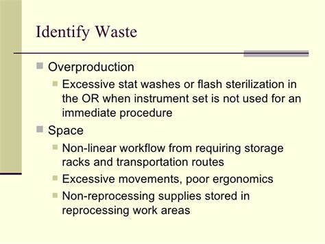 non linear workflow optimizing sterile processing workflow