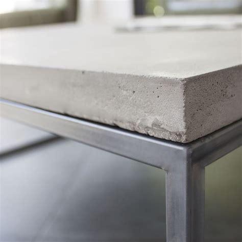 Table Basse Ciment by Table Basse Beton Table De Salon Design Table Basse Design