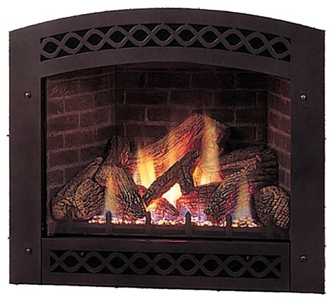 Nat Gas Fireplace by Majestic Direct Vent Gas Fireplace Gas