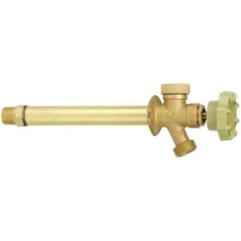 Silcock Faucet by Homewerks Worldwide 1 2 In X 3 4 In X 10 In Brass Mpt X
