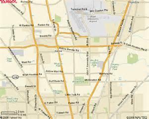 aldine map houston tx