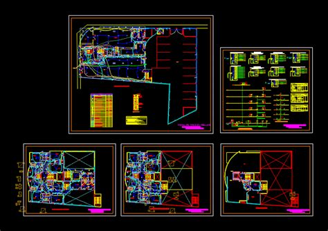electrical installations dwg block  autocad