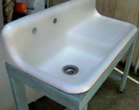 Antique Kitchen Sink Shabby For Sure Vintage Kitchen Sink