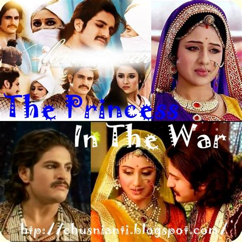 Gorden Jodha the princess in the war chapter 9 chusnianti