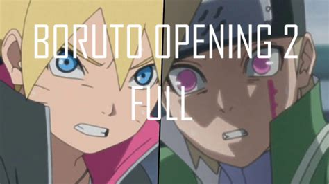 boruto opening 2 full boruto opening 2 full little glee monster over hq