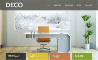 Home Interior Websites by Impressive Website Design