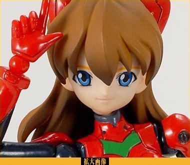 Volks Evangelion Soryu Asuka Langley Custama P Pvc Figure New A custama p soryu asuka langley my anime shelf