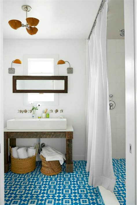 Bathroom Of The Year by Country Living House Of The Year Cozy Bungalow Tour