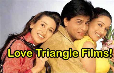film love triangle shah rukh khan s 10 love triangle films