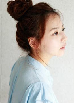 korean hairstyles buns nona ellin s blog easy way to make korean hair bun
