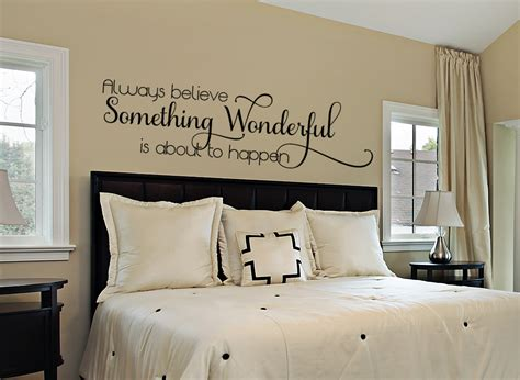 Wall Transfers Bedroom by Inspirational Wall Decal Bedroom Wall Decal Bedroom