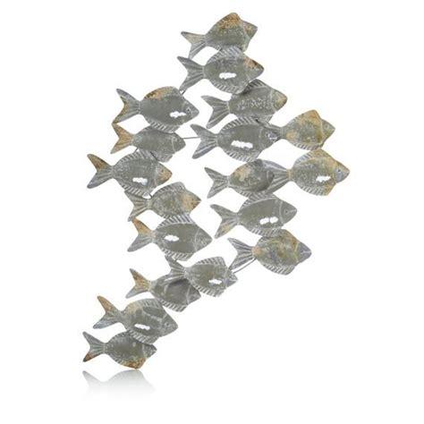 wanddeko fische die besten 17 ideen zu wanddeko metall auf