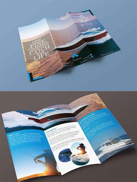 two fold brochure template psd 89 free brochure mockup templates for your designs