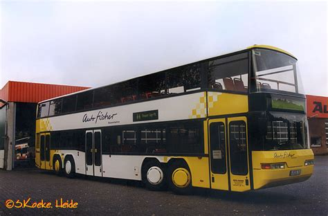 Auto Fischer Leer by Berlin Germany 柏林巴士 Berlin Buses With Many Pictures