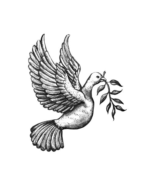 peace dove tattoo designs lucmg
