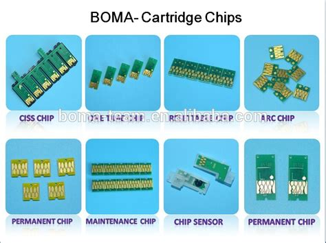 chip resetter for epson wf 2540 arc cartridge chips reset chip for epson workforce wf 2530