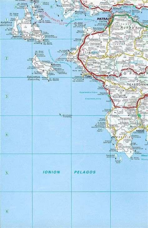 ionian sea map opinions on ionian sea