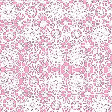 Pink Lace Pattern | susan mitchell designs december 2012