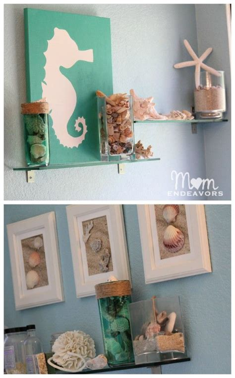 seashell themed bathroom decor 25 best ideas about seashell bathroom decor on