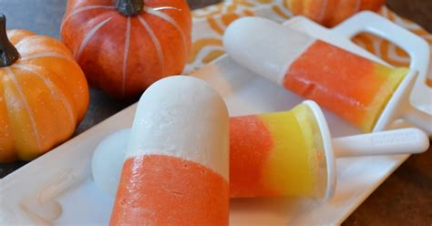 paleo girl s kitchen quot candy corn quot popsicles