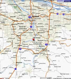 lake county oregon map relocate to lake oswego oregon relocation information