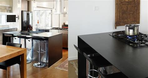 Plate Steel Countertop infinitos solid steel plate countertops countertops better living through design