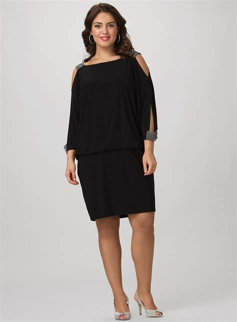 Dresses Barn dress barn plus size clothing pluslook eu collection