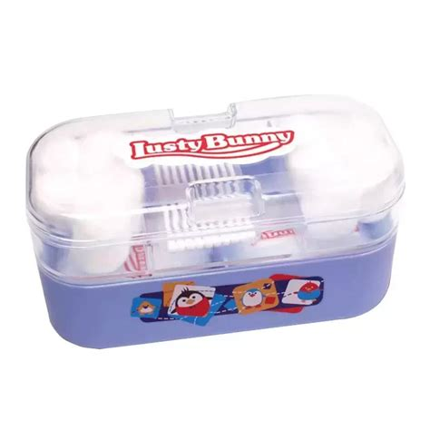 Tempat Bedak Lusty Bunny Tb 1612 lusty bunny powder container cotton tb 1526 tempat
