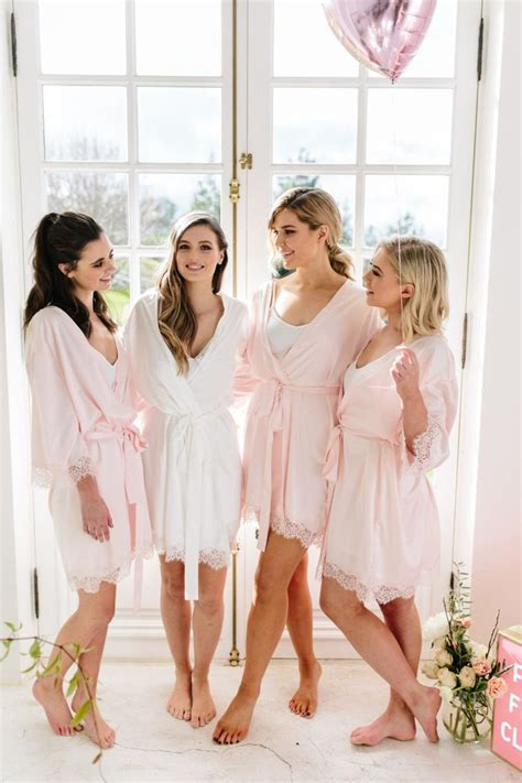 Best 25  Bridal party robes ideas on Pinterest   Brides