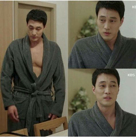 so ji sub venus shower robe oh my so ji sub oh my venus pinterest so