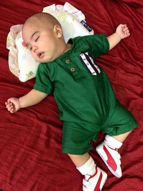 Baju Melayu Baby Kuala Lumpur baju melayu romper baby s style rompers