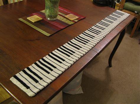 pattern piano video piano keyboard crochet knitting scarf free pattern