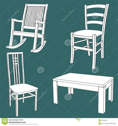 doodlebug furniture furniture doodle texture royalty free stock images image