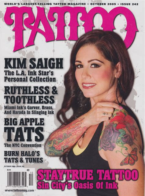 tattoo magazine back issues tattoo 242 october 2009 magazine back issue tattoo