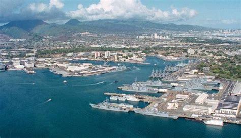 hawaii army base housing ns pearl harbor navy base in oahu hi militarybases com hawaii military bases