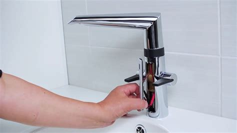 how to install a kitchen faucet environmental friendly oras optima eco friendly faucets with touchless technology