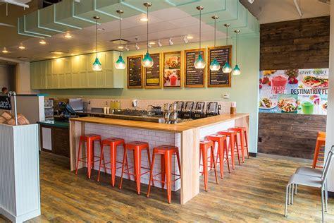 tropical smoothie cafe closes  quarter