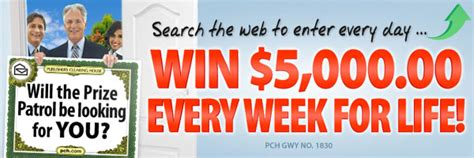 Pch Frontage - get local news and prize entries at pchfrontpage everyday pch blog