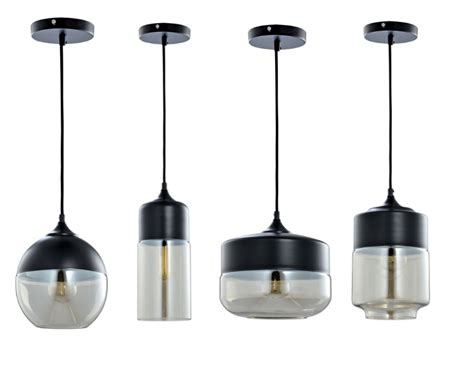 Cheap Glass Pendant Lights Matt Black And Clear Cheap Price Glass Material Designer Pendant Lights Buy Designer Pendant
