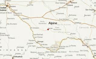 alpine location guide