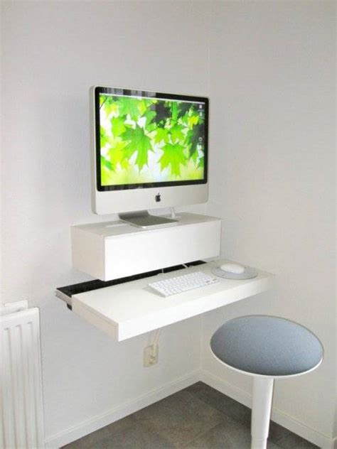 Diy Wall Mounted Desk Diy Wall Mounted Desk The Interior Design Inspiration Board