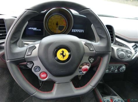 458 italia interni ferrari 458 interno3 car
