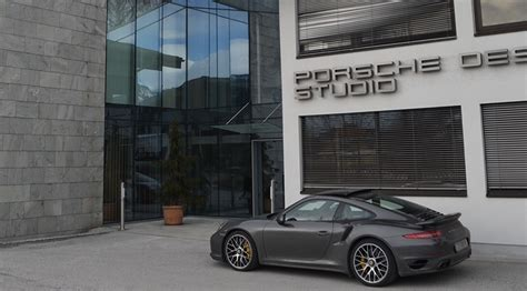 Porsche Design Studio by We Get Inside The Porsche Design Studio Motrolix