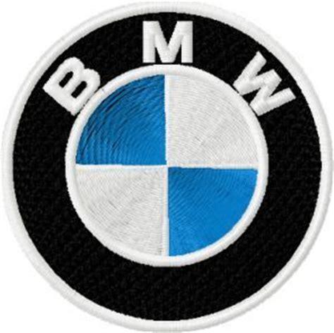 embroidery pattern logo bmw logo bmw badge pinterest conception de logos