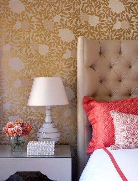 Gold And Coral Bedroom by Pink And Gold Bedroom Home Sweet Home